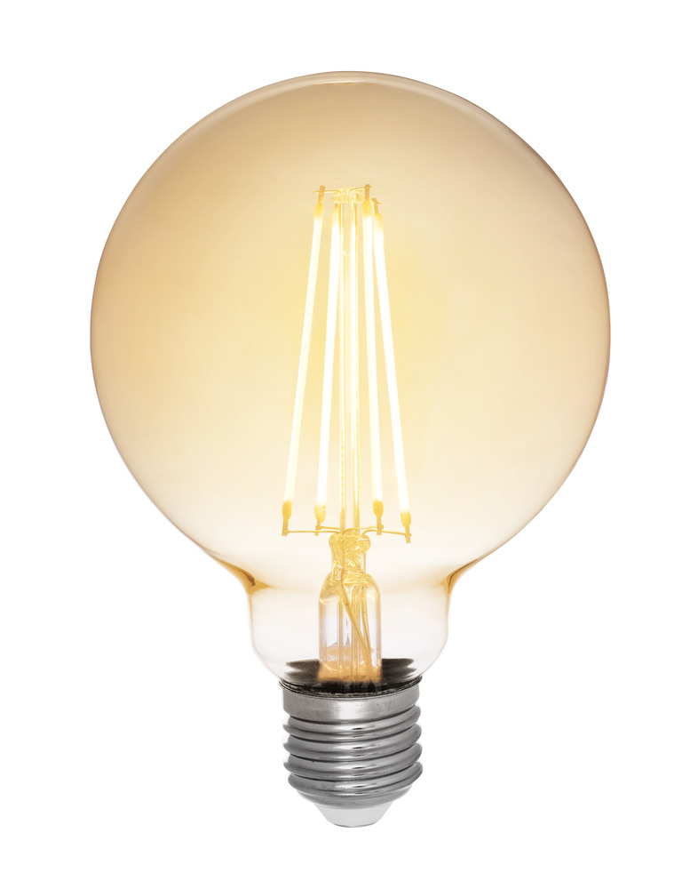 Globe LED G95 E27 5W 2200K