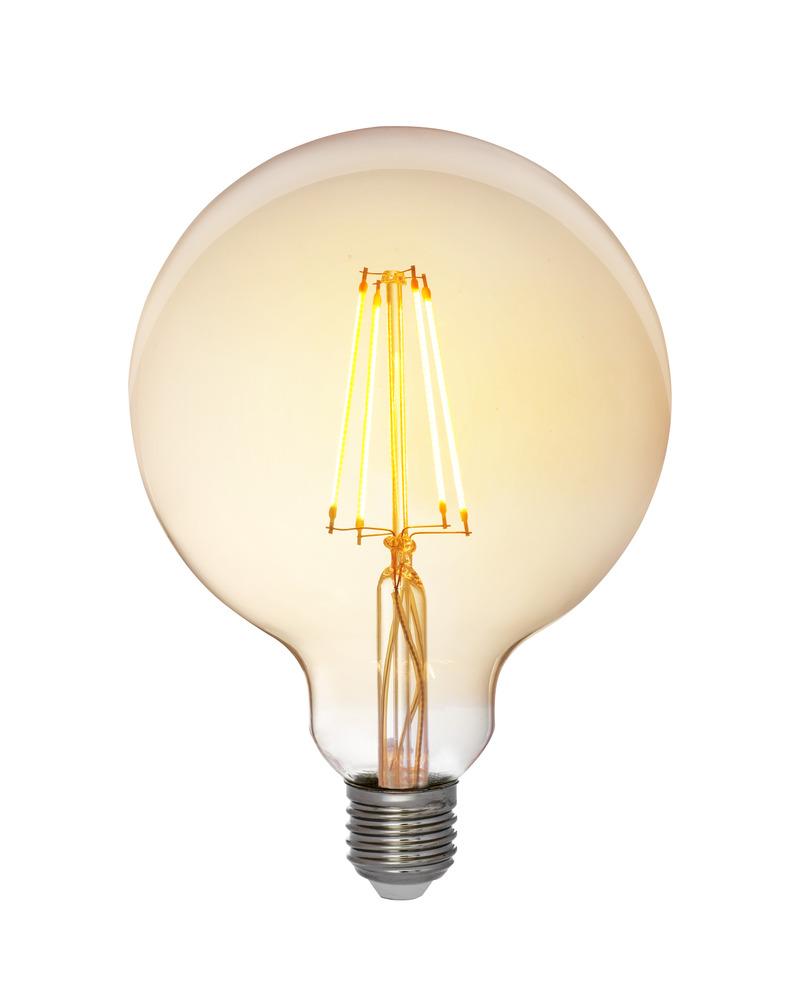 GLOBE LED G125 E27 5W 2200K