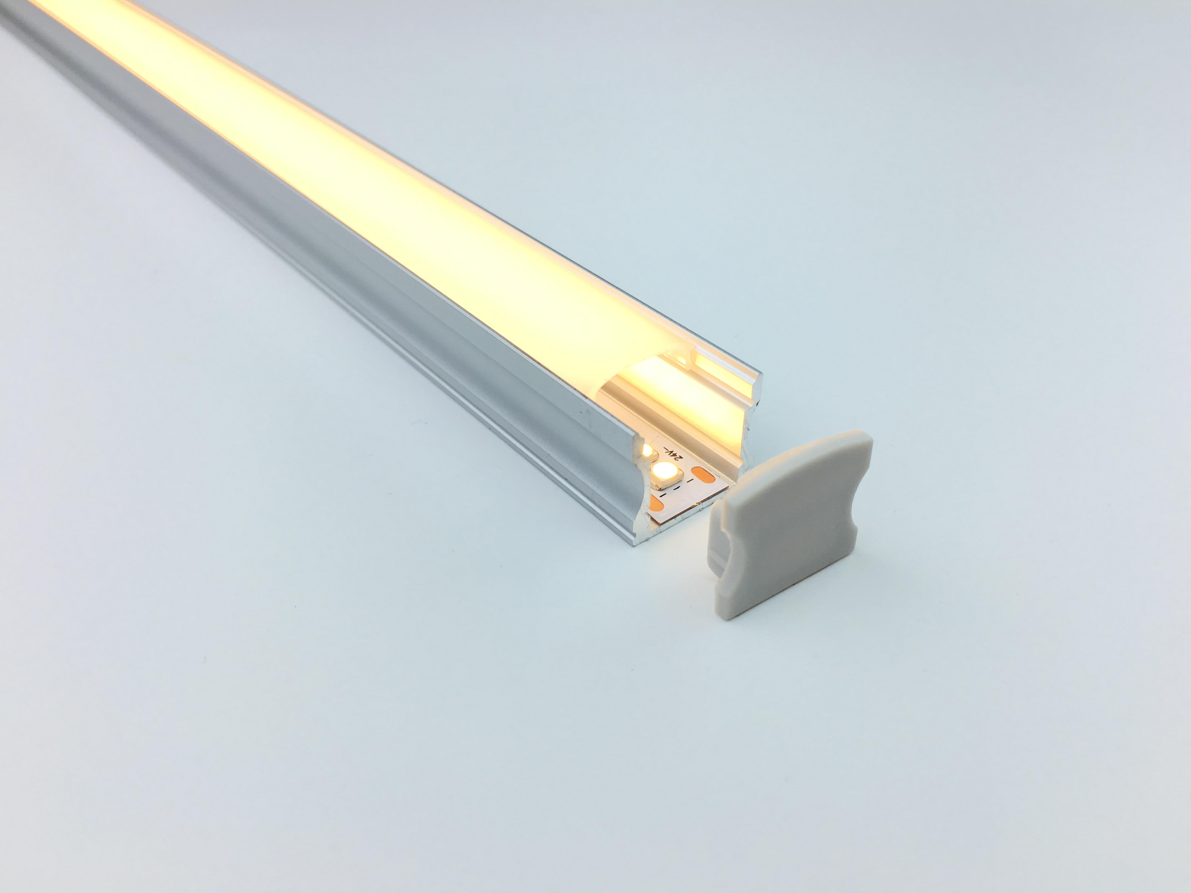 ALUPROFIL 2M 17,3 x 14,5mm