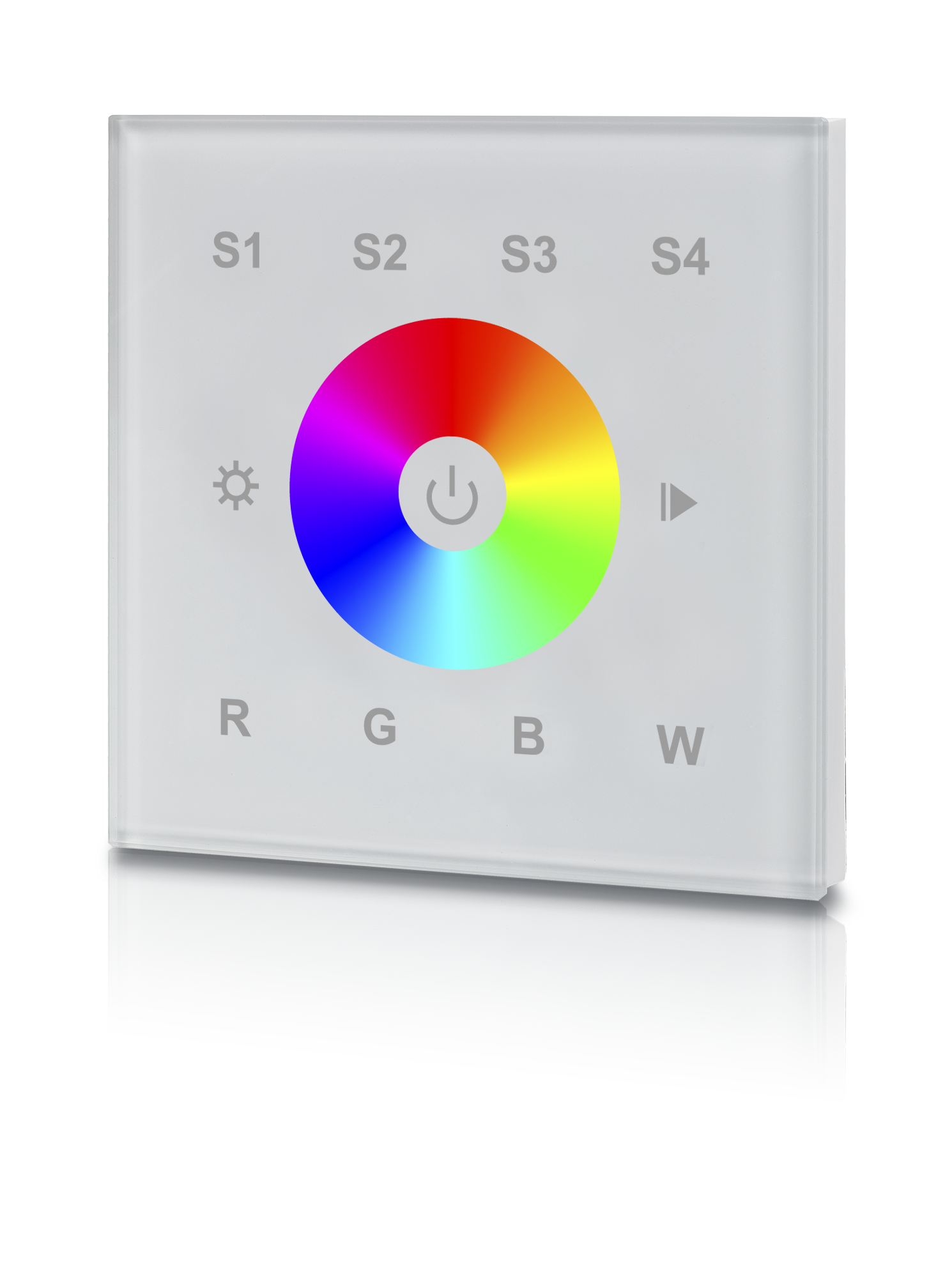 RF VEGGDIMMER / SENDER RGBW FOR VEGGBOKS